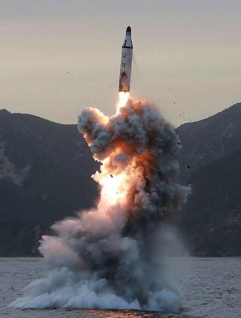 Coreia do Norte intensificou ameaças de ataque nuclear aos EUA. Mísseis são feitos com partes ocidentais
