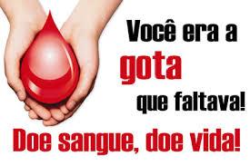 Doe sangue , doe vida !!!
