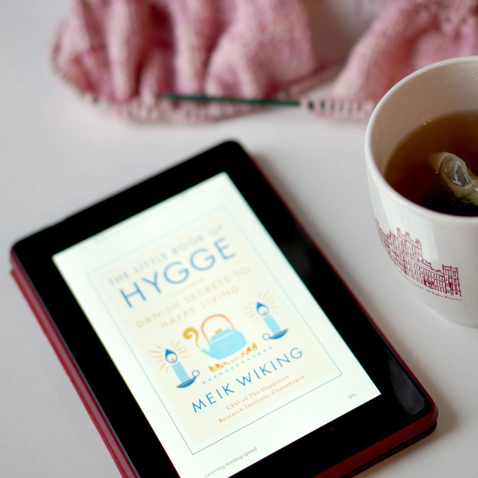 Rebecca Lately The Little Book of Hygge Review