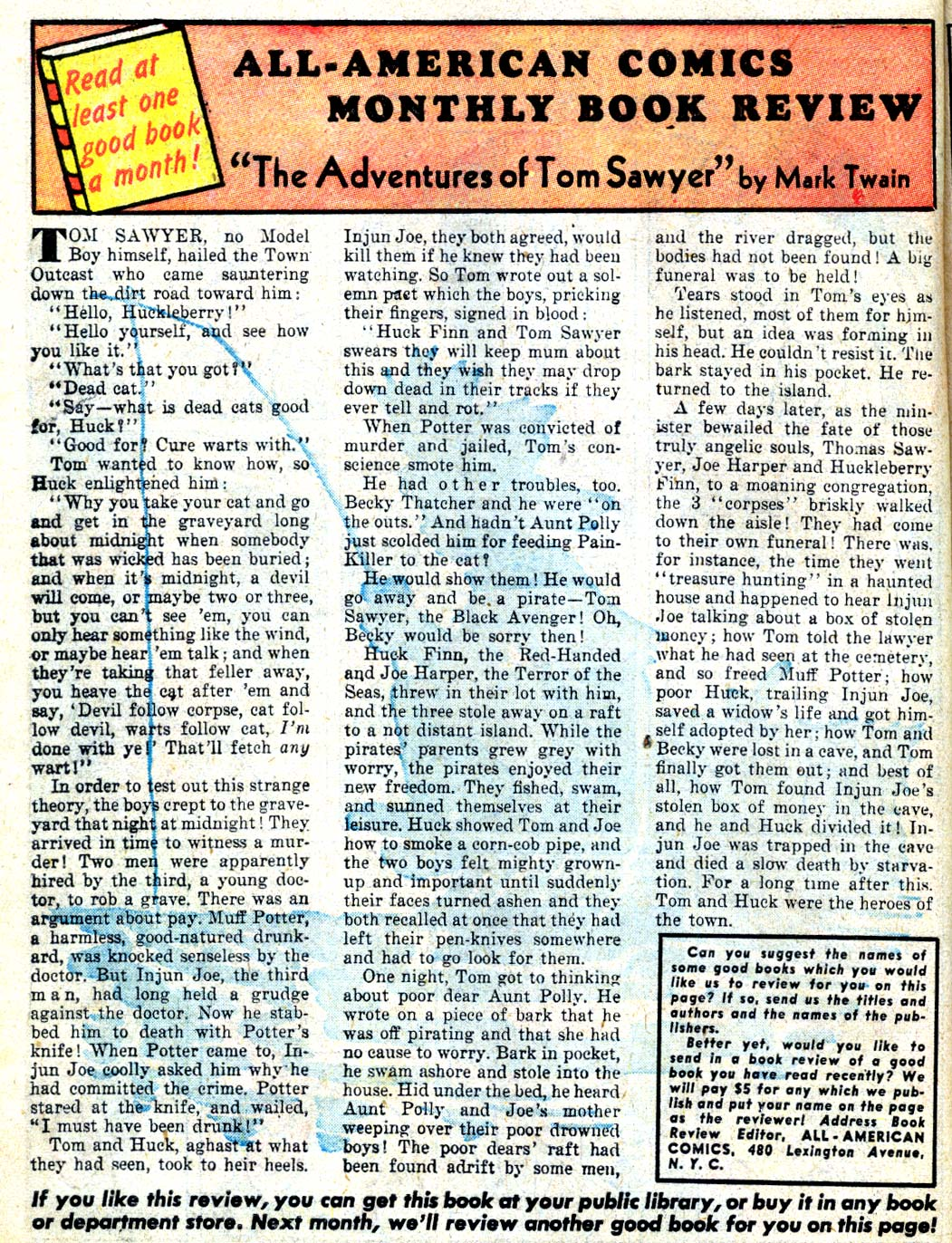 Read online All-American Comics (1939) comic -  Issue #15 - 41