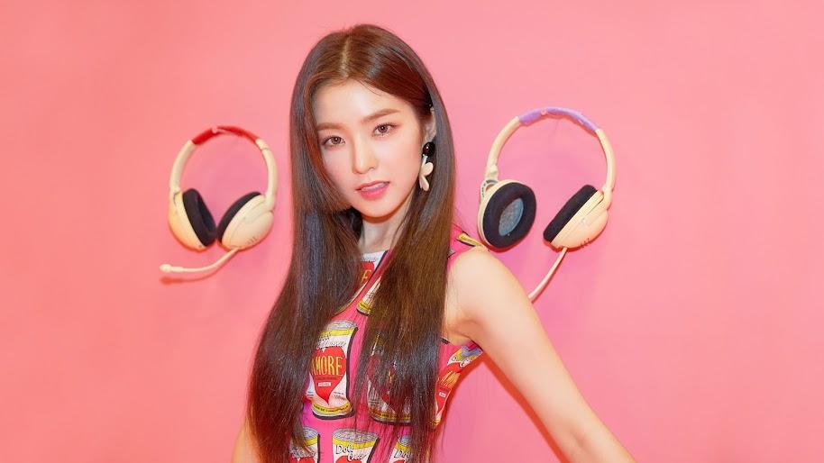Irene Red Velvet Power Up Summer Magic 4k Wallpaper 65