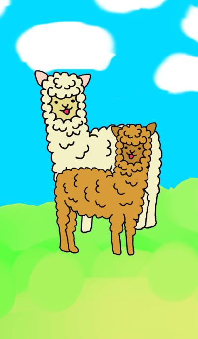 Alpaca Biyori 3