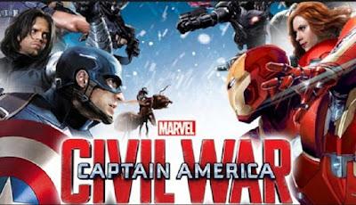 """Fakta Menarik Dibalik Film Captain America """"Civil War"""""""