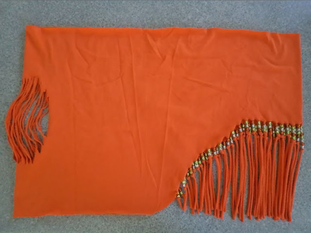 Blinged Up T-Shirt Infinity Scarf by eSheep Designs