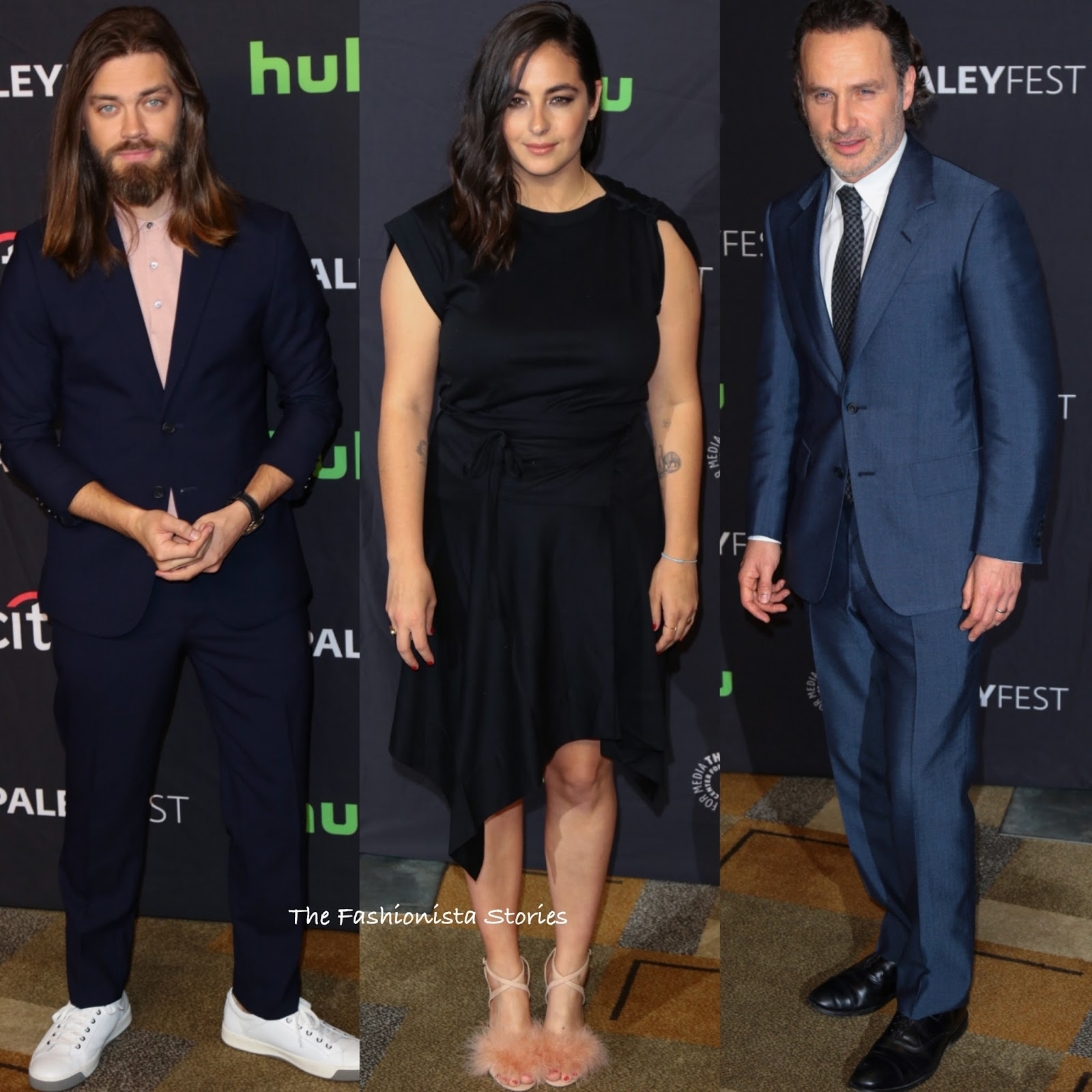 Black dress navy suit - Black Dress Navy Tux Tom Payne Who Plays Jesus Looked Casually Cool In A Two