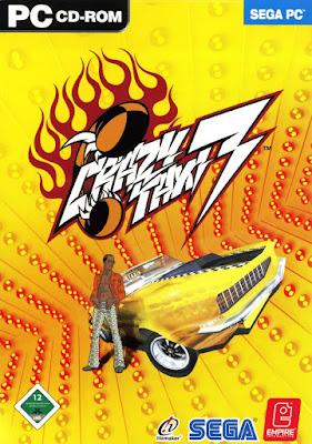 Crazy Taxi 3 Video Game