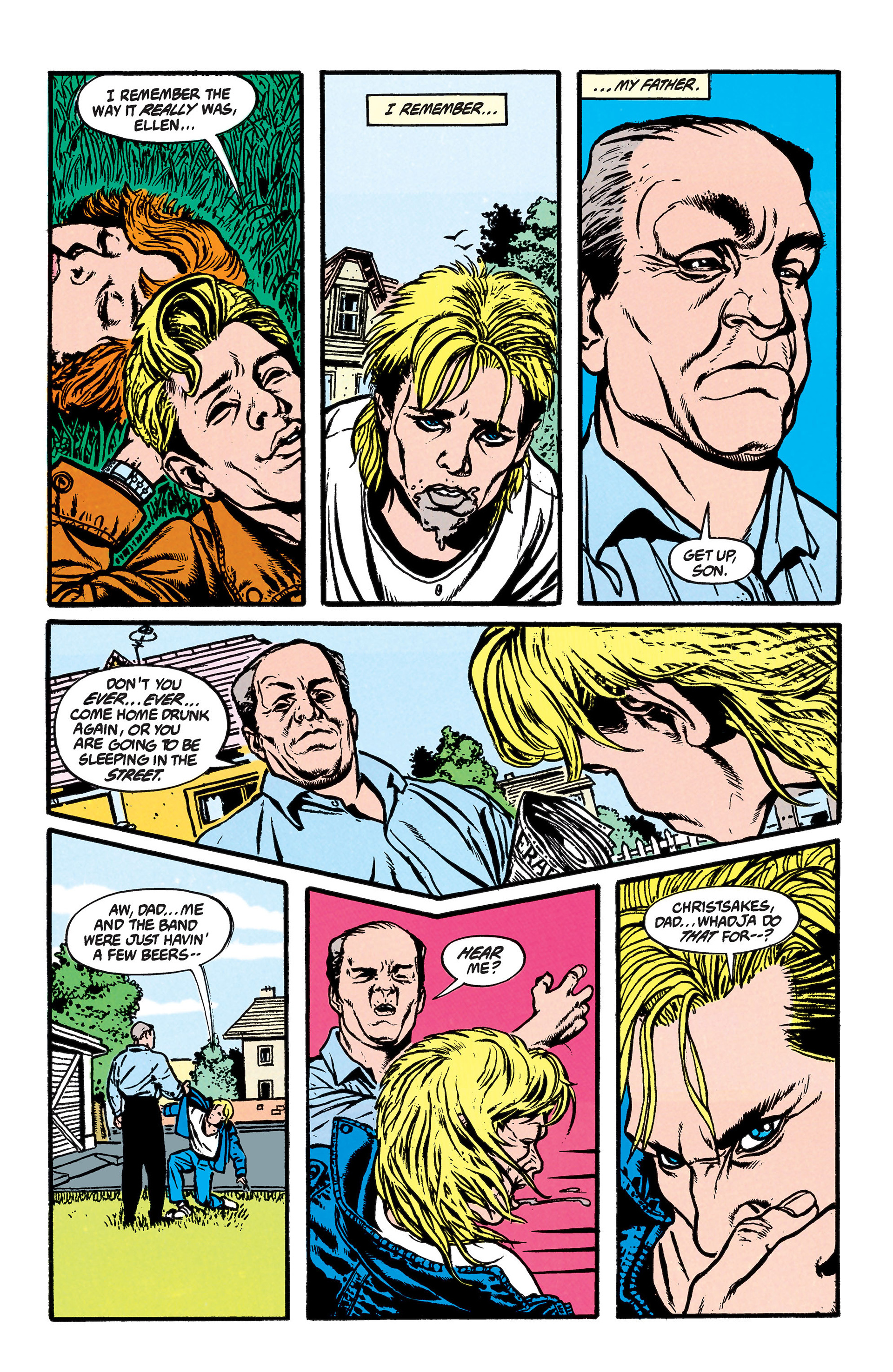 Read online Animal Man (1988) comic -  Issue #46 - 3