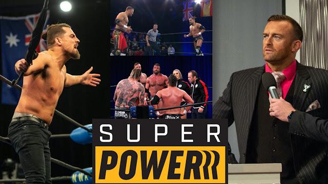 Cobertura: NWA Powerrr (12/05/2020) – Sem espaço para vilões!