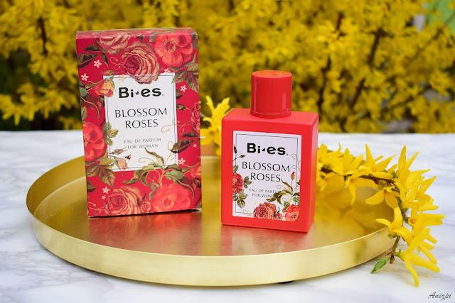 różane perfumy