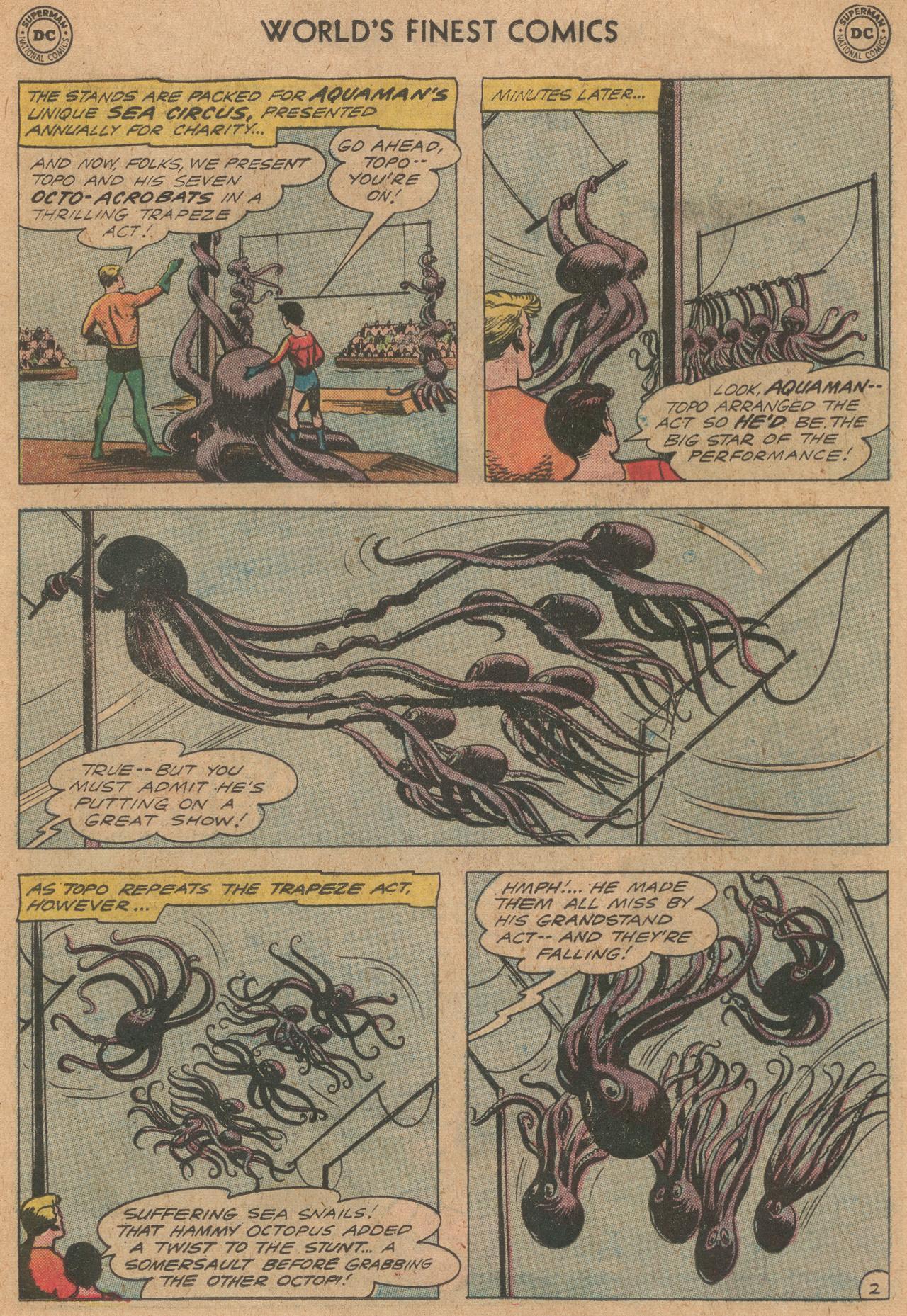 Read online World's Finest Comics comic -  Issue #126 - 17
