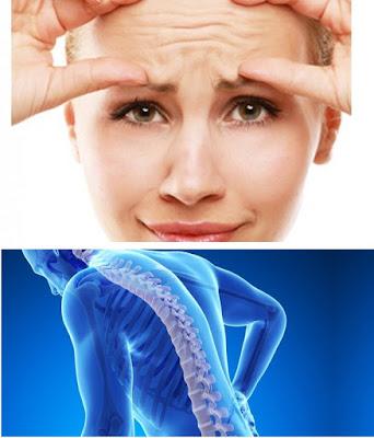 Les rides révèlent la santé des os chez les femmes