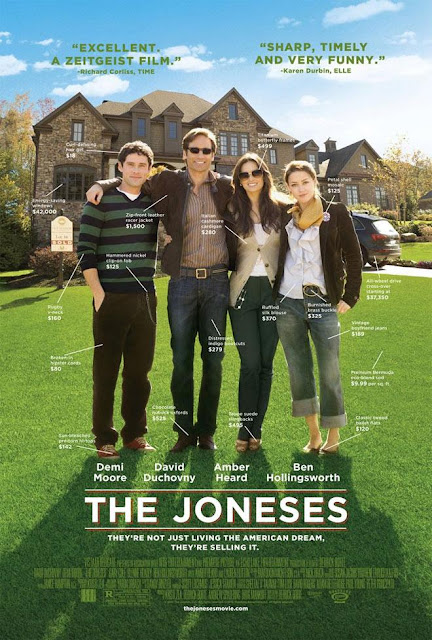 The Joneses (2009) แฟมิลี่ลวงโลก