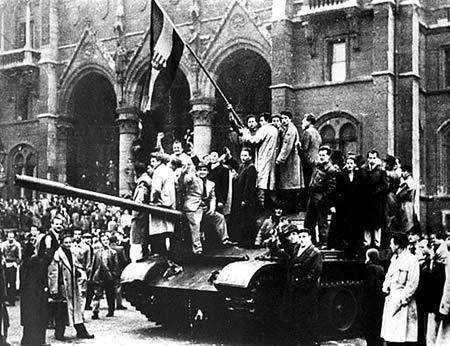 Hungarian Revolt (1956 )