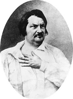 Balzac photographié par Nadar
