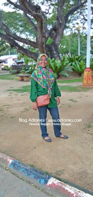Sepetang di Banda Hilir & Nikmati Suasana Malam Dari Menara Tamingsari