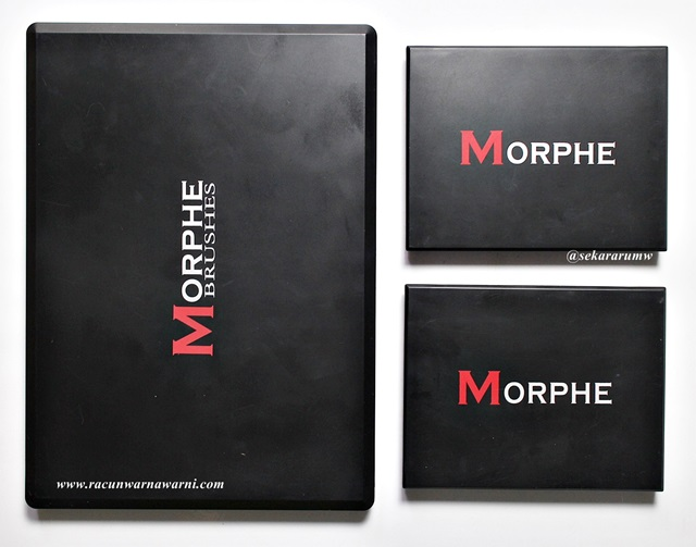 Review Morphe By Racun Warna Warni