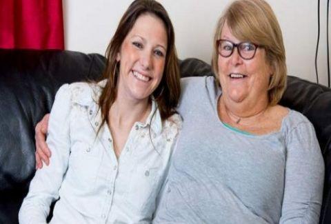 Οι γιατροί την έστειλαν σπίτι για να πεθάνει! Η μητέρα της όμως της έσωσε την ζωή με θεραπεία που βρήκε στο ίντερνετ! (PHOTOS)