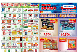 Katalog Harga Promo Indogrosir Terbaru 13 - 26 Juli 2018