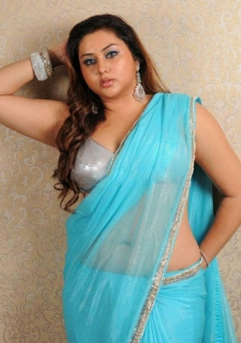 Indian Movie And Tv Serial Hot Aunty Photos Collection -1090