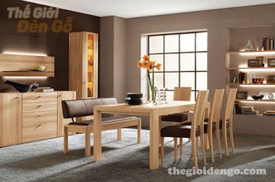 Thế Giới Đèn Gỗ - Những lợi ích khi sử dụng nội thất gỗ bạn có thể chưa biết 1