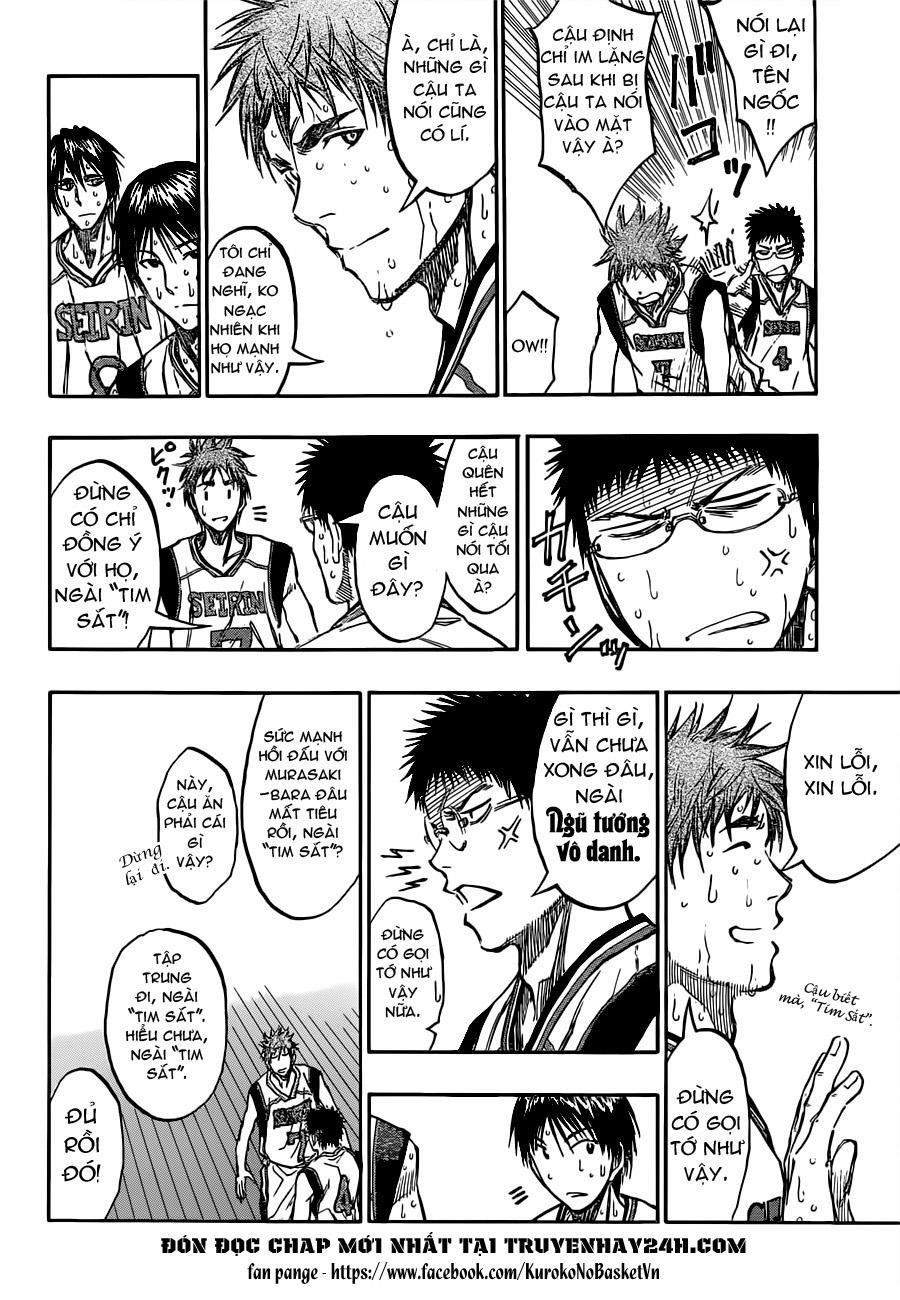 Kuroko No Basket chap 194 trang 6