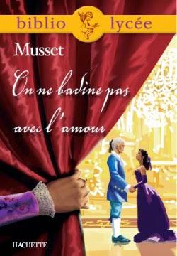 On ne badine pas avec l'amour, Alfred de Musset