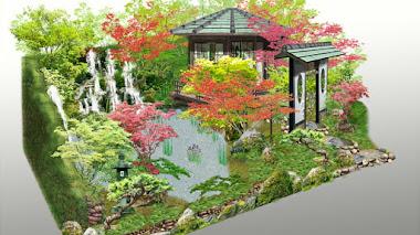 Omotenashi. La hospitalidad japonesa se trasladará al jardín y a Chelsea Flower Show 2018