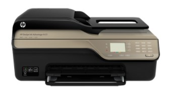 HP Deskjet Ink Advantage 4620 e-All-in-One Driver Downloads