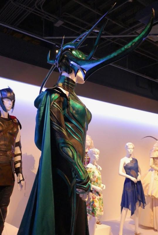 Thor Ragnarok Hela costume detail