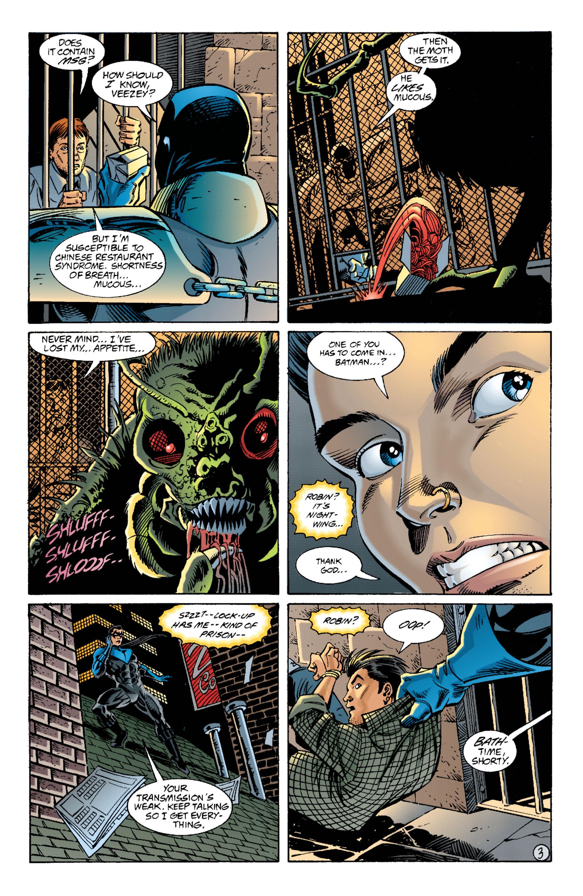 Detective Comics (1937) 699 Page 3