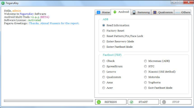 FegaruKey v2.9.5 Tool Latest Beta Version Full Free Download