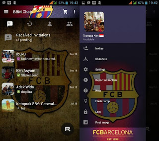 BBM Tema Barcelona