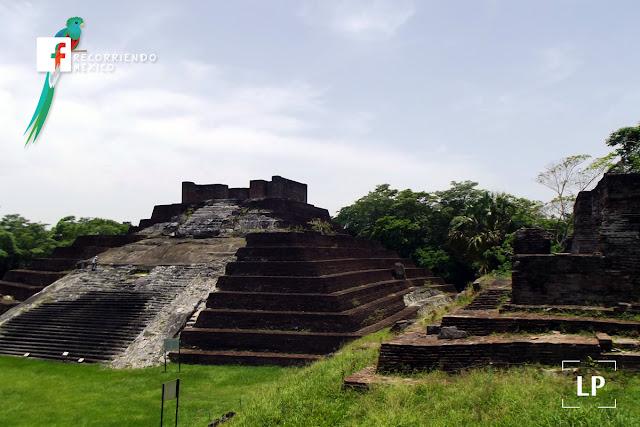 Circuitos pirámides comida Tabasco