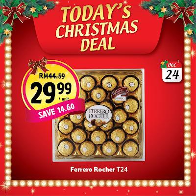Tesco Malaysia Ferrero Rocher Chocolate Discount Promo