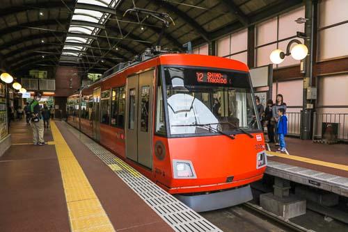 Sengenjaya Station, Sengenjaya, Tokyo.