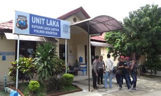 Polisi Belum Tetapkan Tersangka Atas Tewasnya Kernet Bus Mira,Mustakim