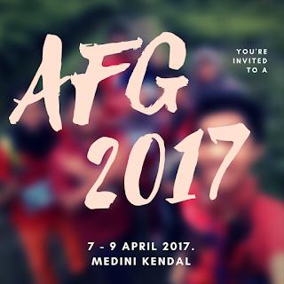 Kisah Menarik Dalam AFG 2017