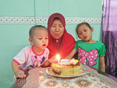 Sambutan hari lahir mak