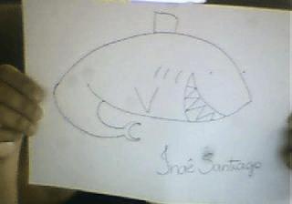 apprendre-a-dessiner-un-requin-4 Comment dessiner un requin