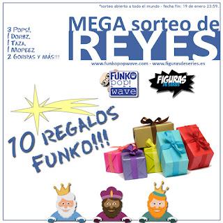 MEGA SORTEO: Ya llegan los Reyes!!!!