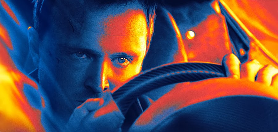 Aaron Paul În NEED FOR SPEED
