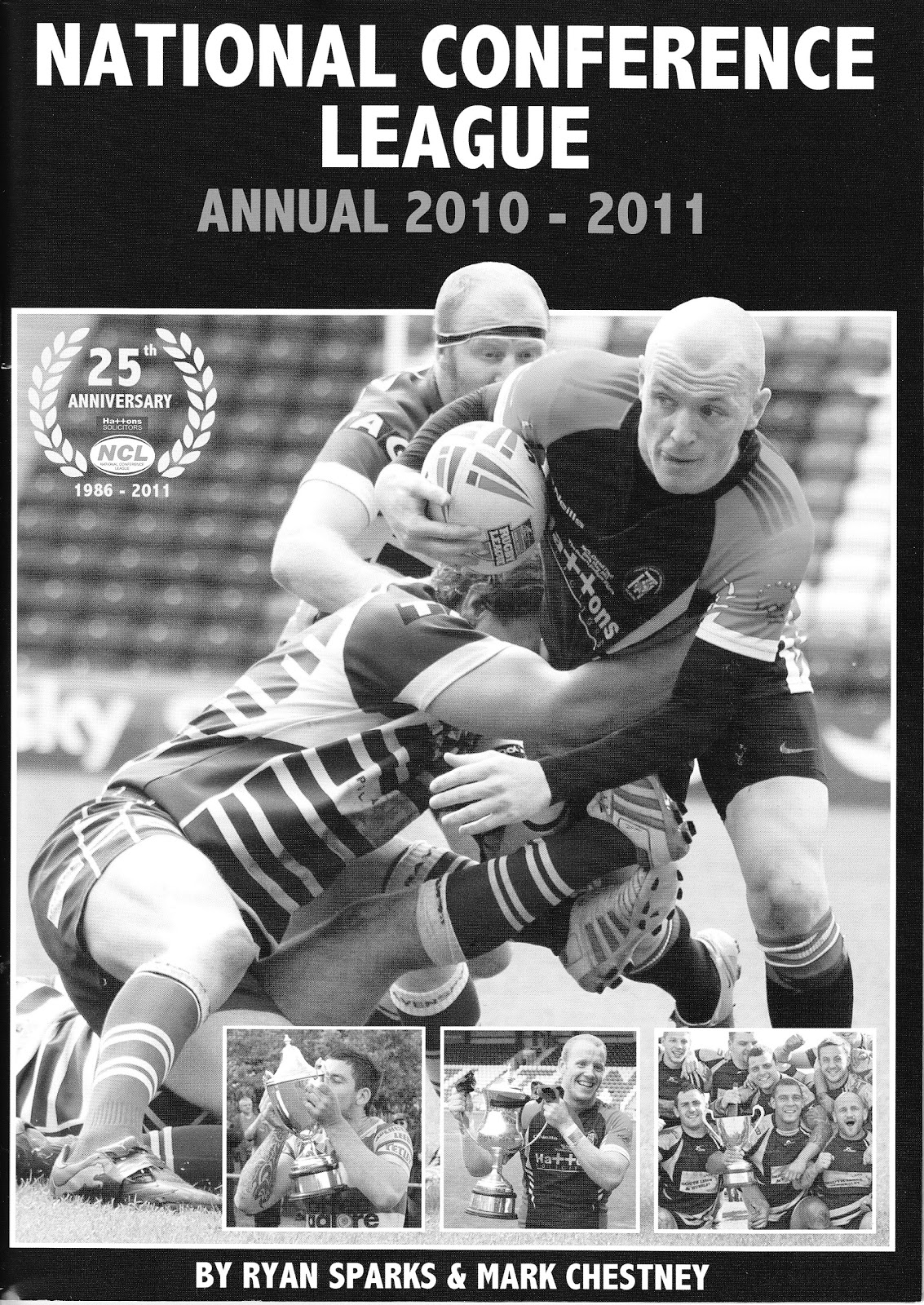 Drop Kick Books: The National Conference League Annual