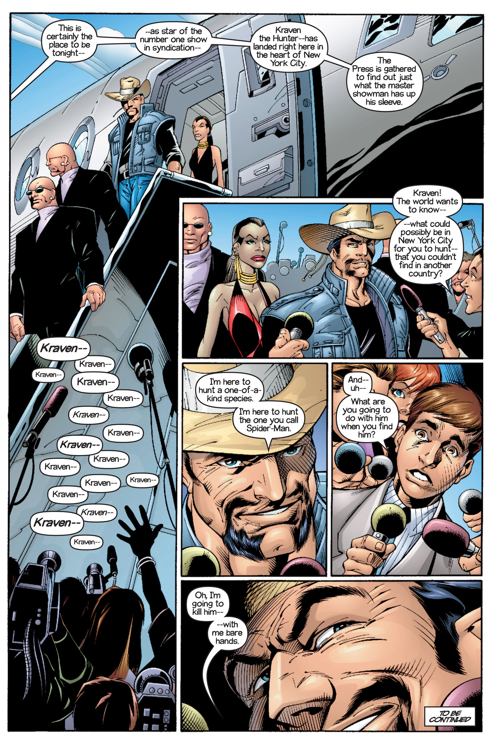 Read online Ultimate Spider-Man (2000) comic -  Issue #16 - 19