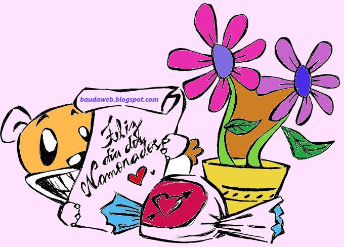 Baú Da Web: Namorados Desenhos Para O Dia Dos Namorados