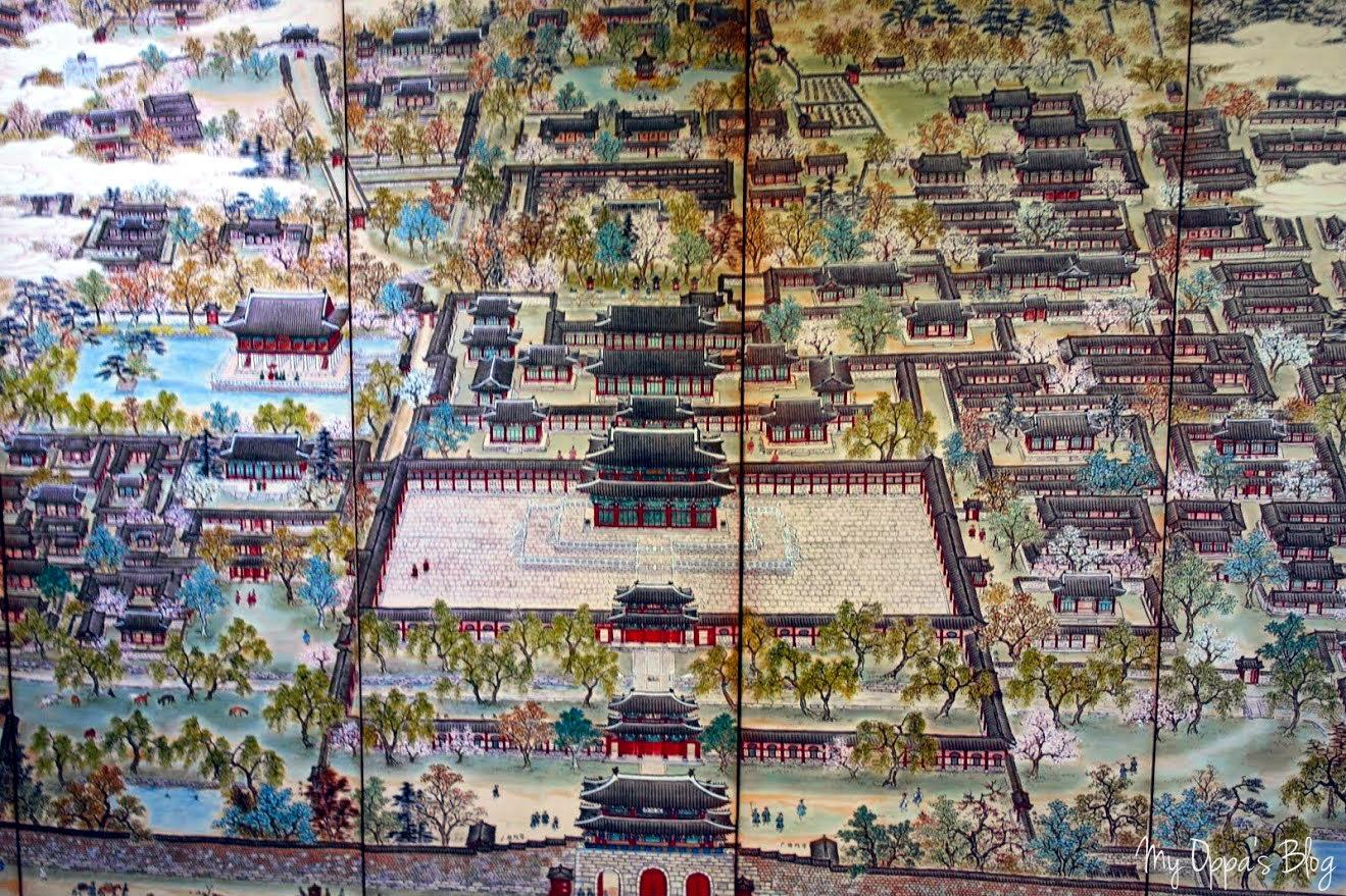 Pałac Gyeongbokgung (경복궁)