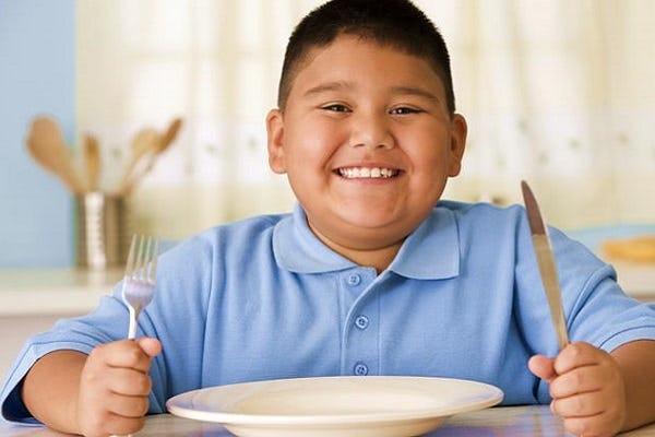 cara atasi anak obesitas, obati obesitas anak, menurunkan berat anak obesitas