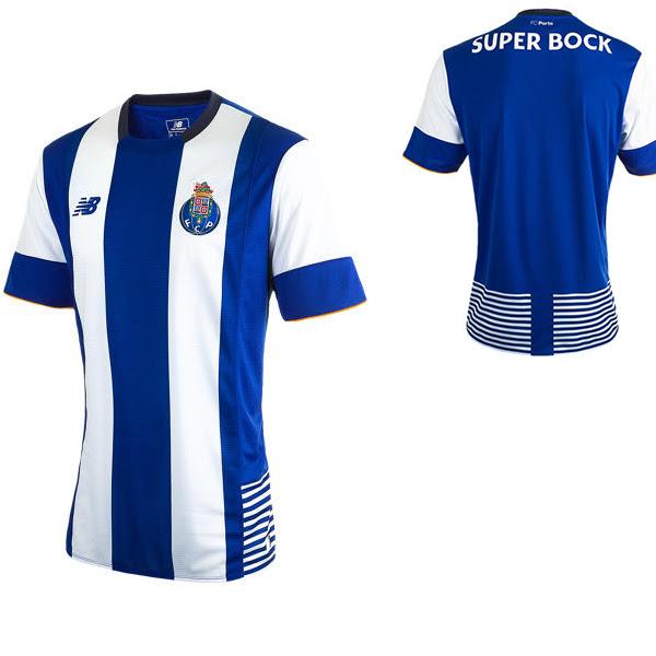397e68aae4bde As novas camisolas da equipa de futebol do FCP foram apresentadas. A  principal