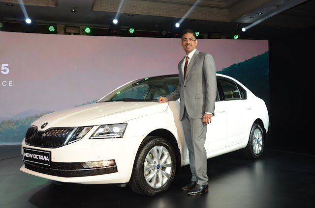 New ŠKODA Octavia: Emotive Crystalline Design, Clever Connectivity, Class leading Safety & Dynamic Driver Assistance features
