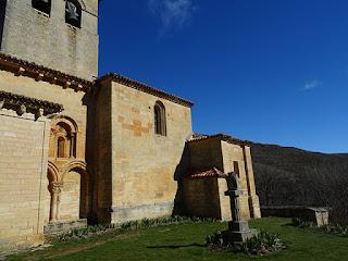 Iglesia de San Esteban. Moradillo de Sedano