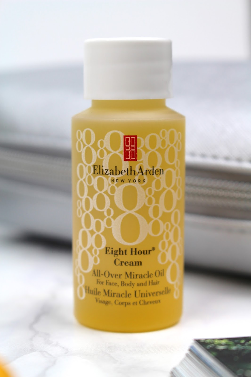 Elizabeth Arden Eight Hour Cream All-Over Miracle Oil review